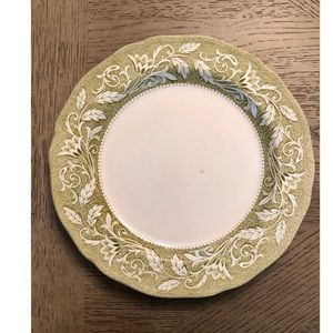 Used, Vintage Royal Staffordshire by J&G Meakin plate for sale